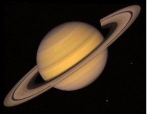 Saturn (Source: NOAA)