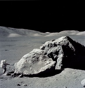 Apollo 17 Exploration (Source:Wikipedia)