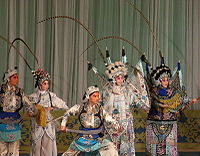 Chinese Opera, Beijing. (Source:Wikipedia)