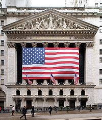 New York Stock Exchange (Source:Wikipedia)