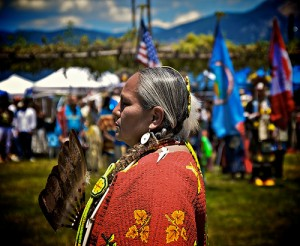 Taos Pueblo Dancer. (Source:See photo attribution below)