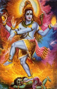 Maha Shiva (Source:Wikimedia Commons)